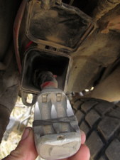 AA/AAA battery charger in Honda Tool compartment