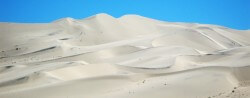 Ureka Sand Dunes, Death valley