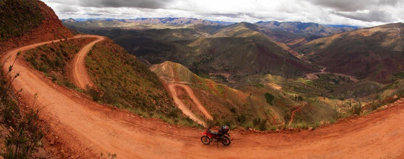 Tales from the Saddle - Heading for Maragua